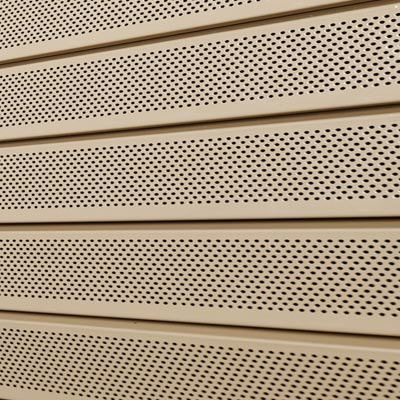Commercial Perforated Slats