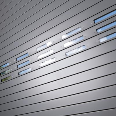 Commercial Slat Windows