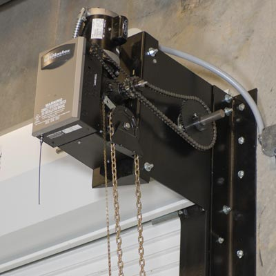 Commercial Garage Door Electric Operator